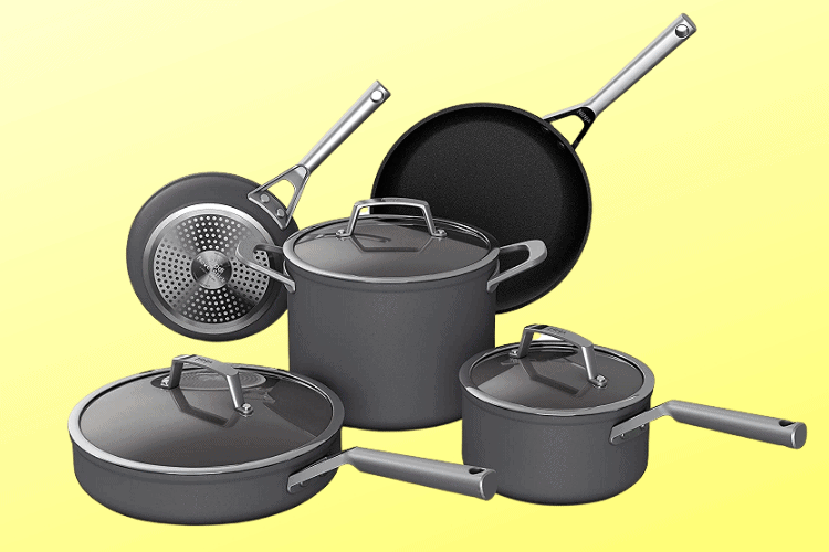 Ninja Pots and Pans