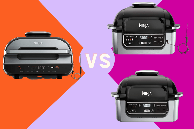 Ninja Foodi Grill vs. Smart XL Grill