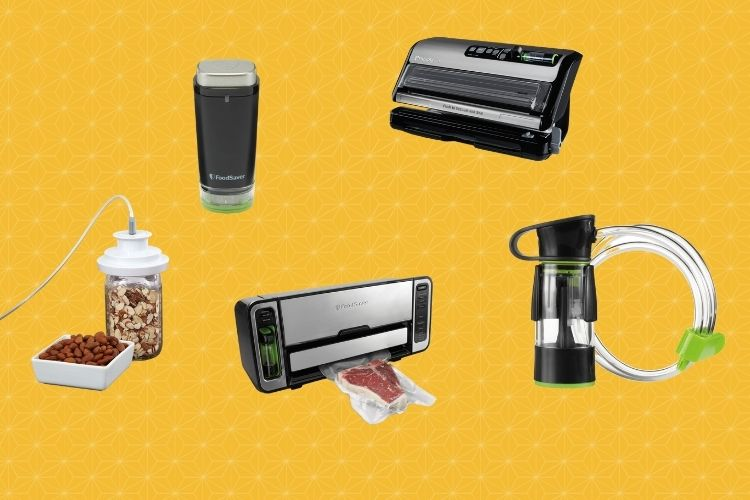 The Best Vacuum Sealer For Home Use