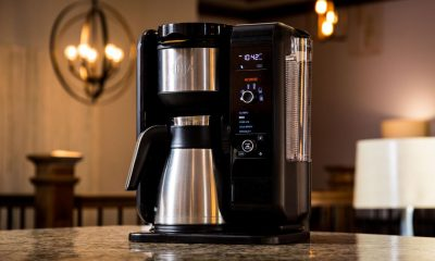 ninja's combo coffee maker