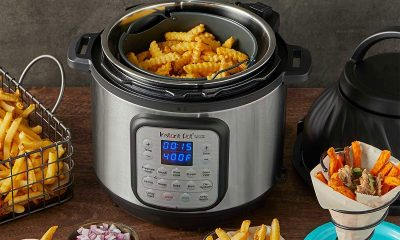 air fryers, instant pots