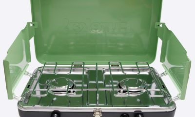 all the camping kitchen equipment you need
