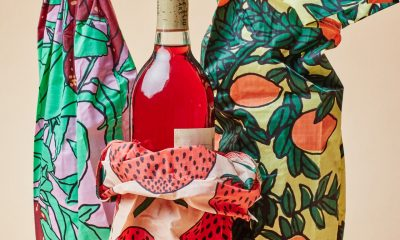 baggu wine bags are very cute and reusable which is