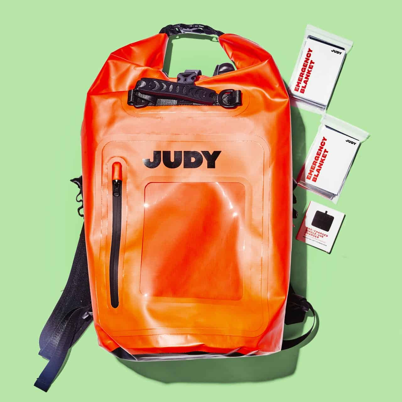 this disaster kit helps me feel prepared for anything