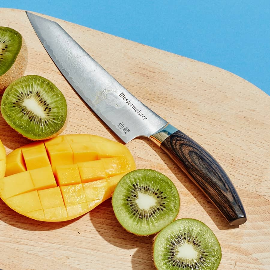 this knife has replaced almost all of the other cutlery