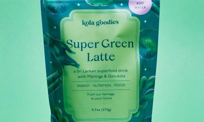 this super green latte mix is just like my amma's