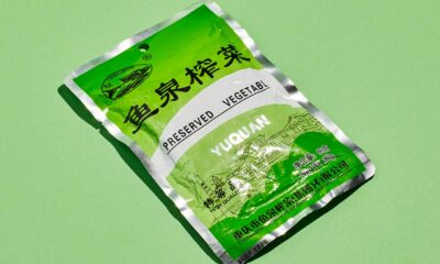 fellow pickle people: zha cai is your new favorite spice